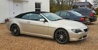 BMW 6 series 630ci Sport Automatic Convertible
