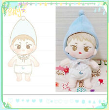 20cm/8'' KPOP EXO Plush BABY-XIUMIN Doll Toy Fansite Dolls Limited KimMinseok