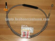 Big Dog Motorcycle, Ridgeback, 05 & Later, RSD, OEM Clutch Cable