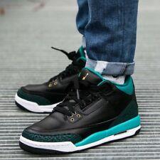 """Scarpe sneakers Nike Air Jordan 3 Retro GG """"Jaguars"""",vari numeri, cod.441140-018"""