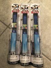 Disney Star Wars Galactic Bubble Wand Set of 3 BLUE ...NWT
