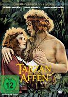 TARZAN BEI DEN AFFEN (STUMMFILM VON 1918) - LINCOLN,ELMO   DVD NEU