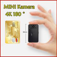 Mini IP Cam Wireless Wifi Home Security Camera HD 4K DVR Night Vision Hidden DER