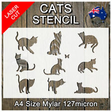 Cats & Kittens Scrapbooking Templates & Stencils