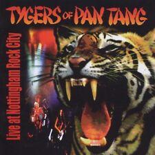 Tygers of pan tang-Live at Nottingham rock City CD 2009 NWOBHM