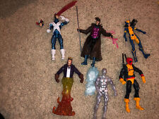 Hasbro MARVEL LEGENDS 6  Figure Lot. X-men, Gambit, Deadpool, Cyclops, Iceman