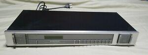 Pioneer TX-950 Vintage Stereo Tuner Japan