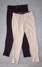 LOT de 2 Pantalons Equitation FEMME Taille 44, Fouganza --- (LPEF_083)