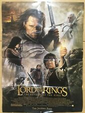 �Fold Type】The Lord of the Rings: The Return of the King A1 Original Poster 02