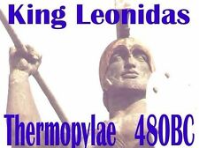 King Leonidas Sparta concert Tshirt   300