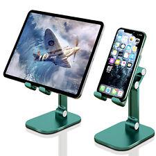 Foldable Phone Holder Stand Adjustable Telescopic Desktop Tablet Bracket Mount
