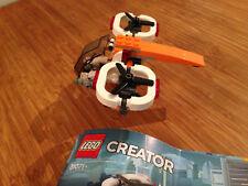 Lego Creator Model Set 31071 Drone Explorer (2018).