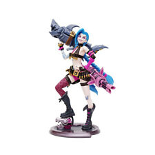 League of Legends Jinx Statue LOL Collective Official Action Figure New In Stock