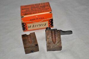 Vintage Lyman / Ideal U311413 Bullet Mold Cavity 169gr 30cal .311 Mould