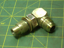 HYSTER 189595 HYDRAULIC ELBOW 5/8 JIC &ORB ISO TUBE TO PORT ADAPTER STEEL #51037
