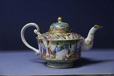 Qing Dynasty colorful pot æ¸…ä»£å»£å½©äººç‰©æ•…äº‹å £º