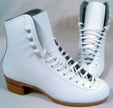 RIEDELL WHITE 355 SILVER STAR FIGURE SKATE 5.5 A/AA