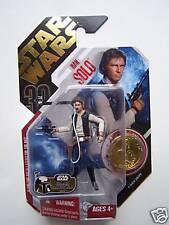 Han Solo Star Wars Galactic Hunt 30th Anniv. Hasbro