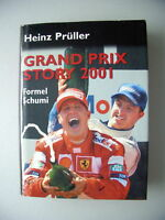 Grand Prix Story 2001 Formel Schumi 2001
