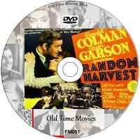 Random Harvest   -   Greer Garson, Ronald Colman, Philip Dorn DVD 1942