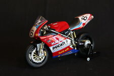 Minichamps Ducati 998 RS 2002 1:12 #6 Michael Rutter (GBR) Macau GP