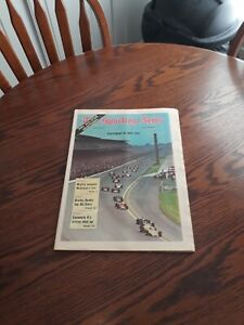 MAY 29,1971-THE SPORTING NEWS-INDIANAPOLIS 500(MINT)