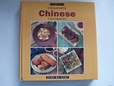 Parragon COMPLETE CHINESE COOKING HB1995 **GC**