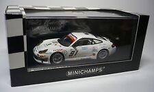 PORSCHE 911 GT3 RS SPA 2005 1:43 MINICHAMPS