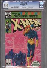 X-Men #138 October 1980 CGC 9.4