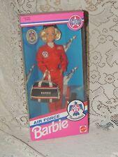 Special Edition Air Force Barbie Doll Thunderbirds NRFB #11552 Mattel 1993