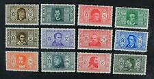 CKStamps: Italian Stamps Collection Scott#268-279 Mint H OG