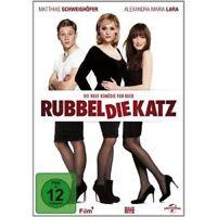 RUBBELDIEKATZ -  DVD NEU MATTHIAS SCHWEIGHÖFER,ALEXANDRA MARIA LARA,D.W. BUCK