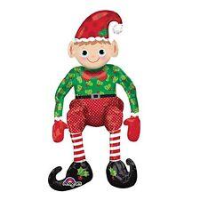 Palloncino Mylar Elfo Ad Aria  Grande 73 cm  *12597 Natale