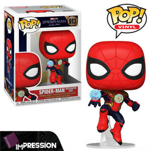 Spider-Man No Way Home Integrated Suit Marvel Funko Pop Figure (NEW & IN STOCK)
