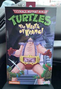 NECA TMNT The Wrath of Krang Teenage Mutant Ninja Turtles Target Exclusive