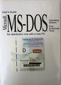 Microsoft MS-DOS 6.22 - English - NEUWARE