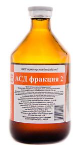 АСД-2 Антисептик Стимулятор Дорогова  , ASD-2 i