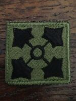 US Military WWII 4th Infantry Division 1st Design WW2 Military Patch New