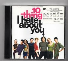 (IX128) 10 Things I Hate About You - 2006 CD