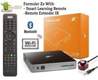 FORMULER ZX ANDROID 7 4K SMART MEDIA PLAYER IPTV Built In Wifi Bluetooth