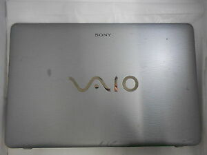 SONY VAIO PCG-7186M VGN-NW21MF LCD TOP LID SCREEN COVER 012-000A-1375-B-284