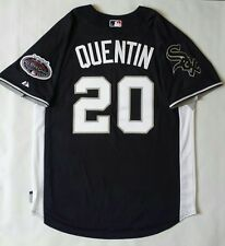 2008 MLB White Sox Carlos Quentin Majestic Cool Base All Star Game Jersey Size L
