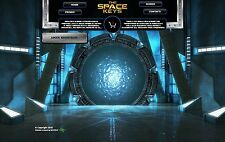 "WEBSITE / SITO WEB ""THE SPACE KEYS"" IN VENDITA • eCommerce/Game • ESCLUSIVO"
