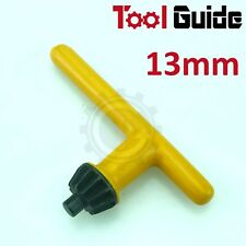 "13mm 1/2"" Drill Chuck Key, Steel Soft Cover, 11 Teeth, Hight Light Color Jacobs"