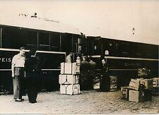 Ambassade Allemande Mobile 1955 - Train Diplomatique Bonn Moscou - PR 264
