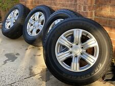 """4x NEW GENUINE FORD RANGER  2020  PX3 17"""" 