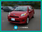 2012 Scion xD Hatchback 4D Traction Control Power Steering AM/FM Stereo CD/MP3 (Single Disc) Rear Spoiler