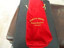 Pappy Van Winkle 20 Year Red Velvet Bag No Bottle Hard to Find