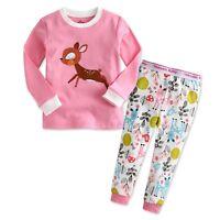 "Vaenait Baby Toddler Kid Boys Girls Clothes Pajama Set /""Bono Bear Rabbit/"" 12M-7T"