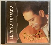 Fernando Villalona - El Nino Mimado CD 1993 Camino Records Merengue